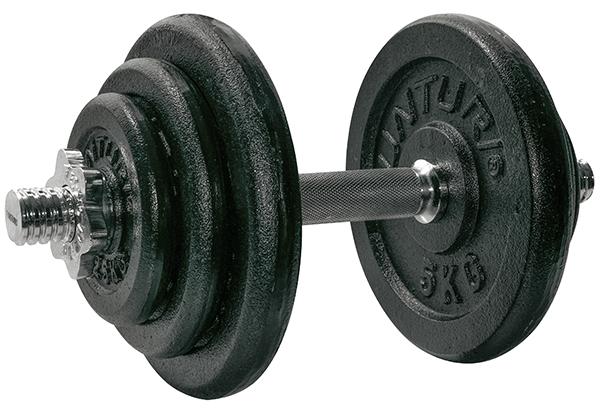 Haltère musculation 20kg